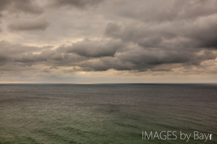 Images of the Sea and Clouds