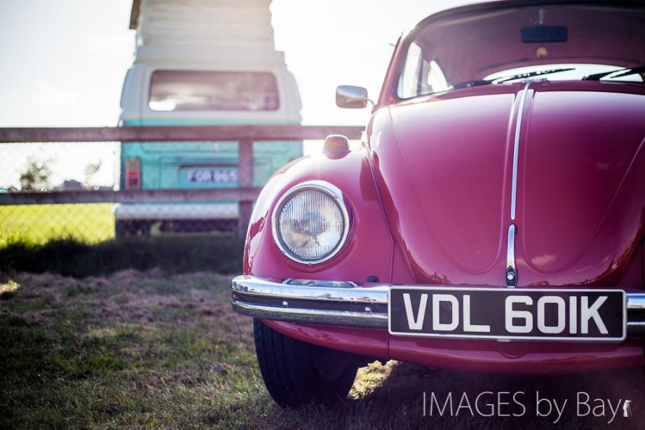 Image of vintage volkswagens