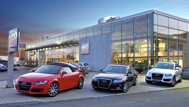 Client : Audi Prestige | Agence : Propage