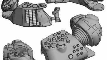 R Handle Dos rusos pretenden revolucionar los video-juegos con esto