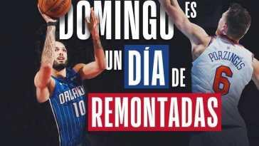 1512047620 TIPOFF FB ES New York Knicks vs Orlando Magic, espectacular #NBASundays en Movistar+