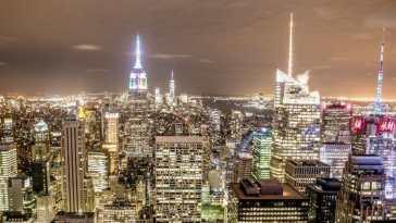 architecture buildings business 358382 Puzzle del Día: Skyline de New York