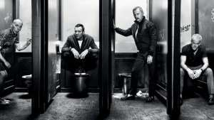 """Image from the movie """"T2: Trainspotting"""""""