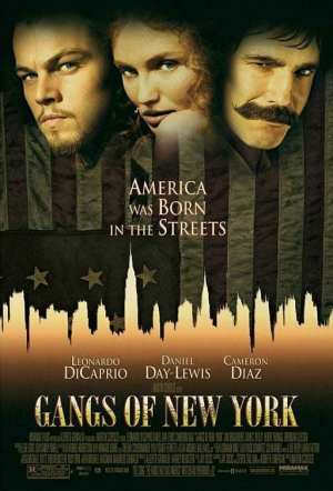 Gangs of New York (2002), de Martin Scorsese