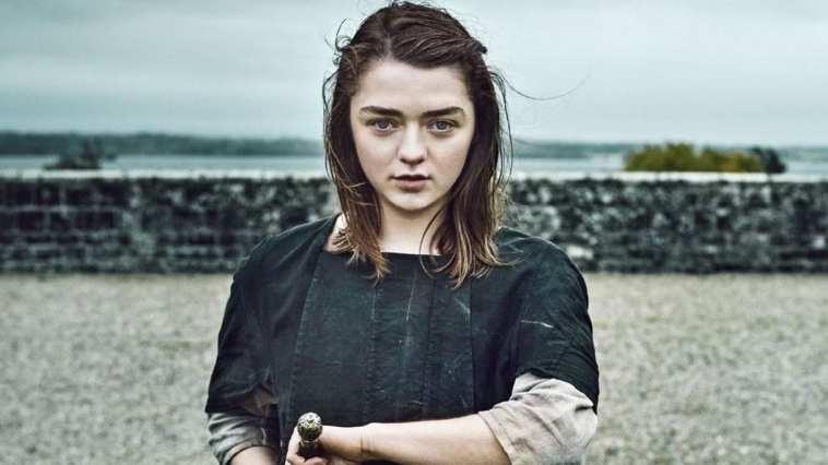 1558790675 arya stark El creador de 'Game of Thrones', George R. R. Martin, revela lo difícil que fue elegir a Arya Stark