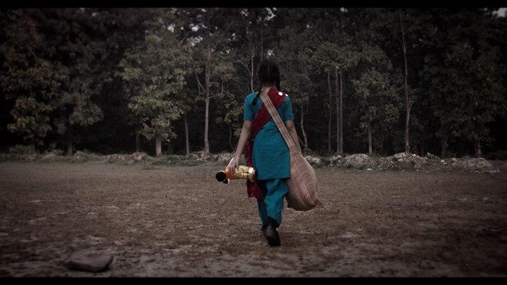 Behind the Trees (2019). Película Terror.Cr´