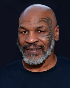 Mike Tyson 2019 by Glenn Francis