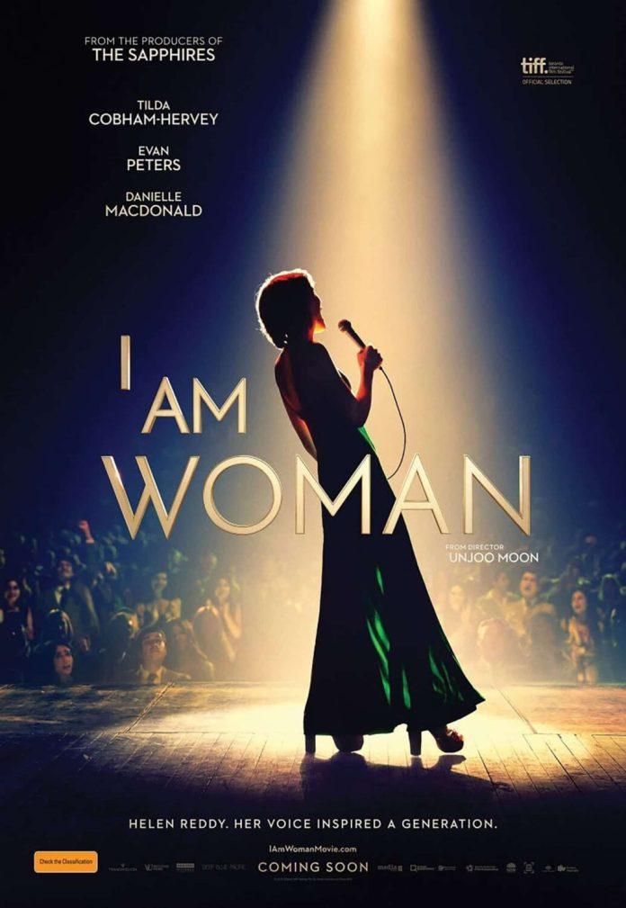 I Am Woman (2020)