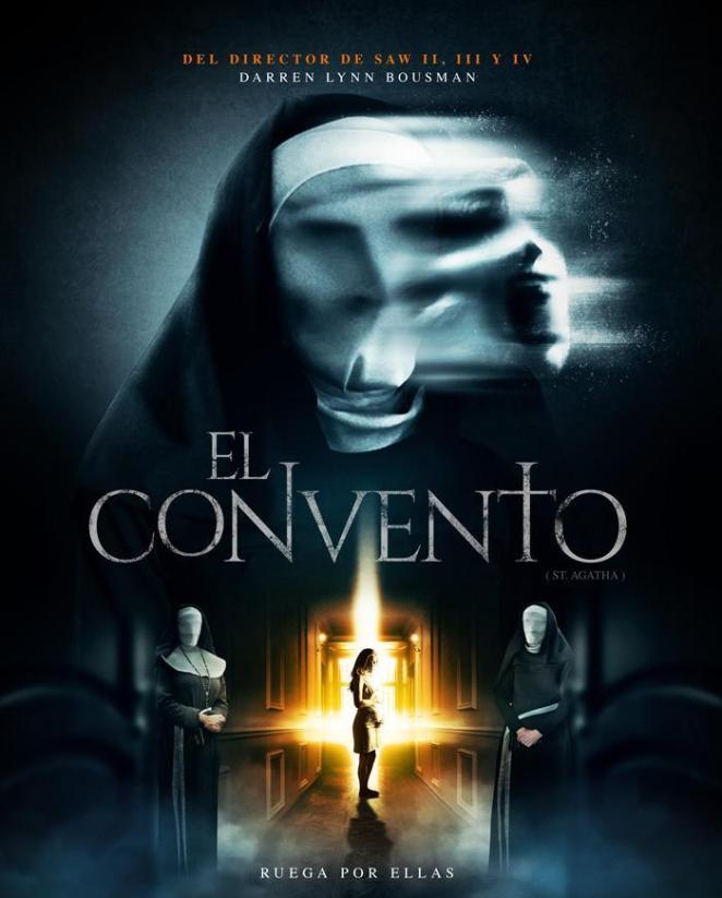 El convento (2018), de Darren Lynn Bousman