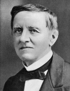 New York Governor Samuel J. Tilden