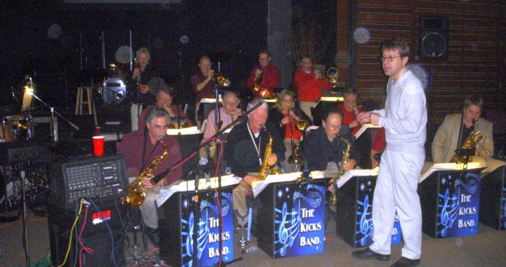 Outdoor Patio Concert Features KC Kicks Band