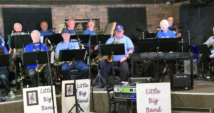 Little Big Band, Performing Monday at RCs, Was Once the Little Bitty Band