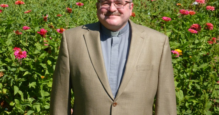 Rev. Jonathan Frazier: New Minister at St. Peter's and All Saints Church