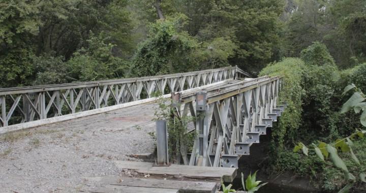 Ceremony Kicks off Removal of Kenneth Rd Bridge