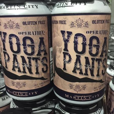 Yoga Pants beer