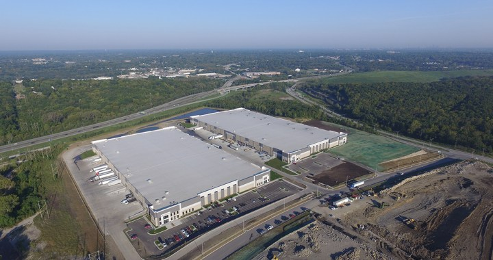 John Sharp: Space Going Fast at Three Trails Industrial Park Off 71 Hwy