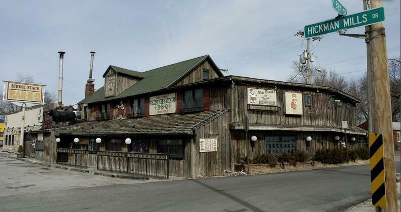 The Russell Restaurant Kansas City