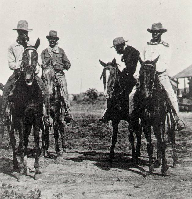 black-cowboys-group