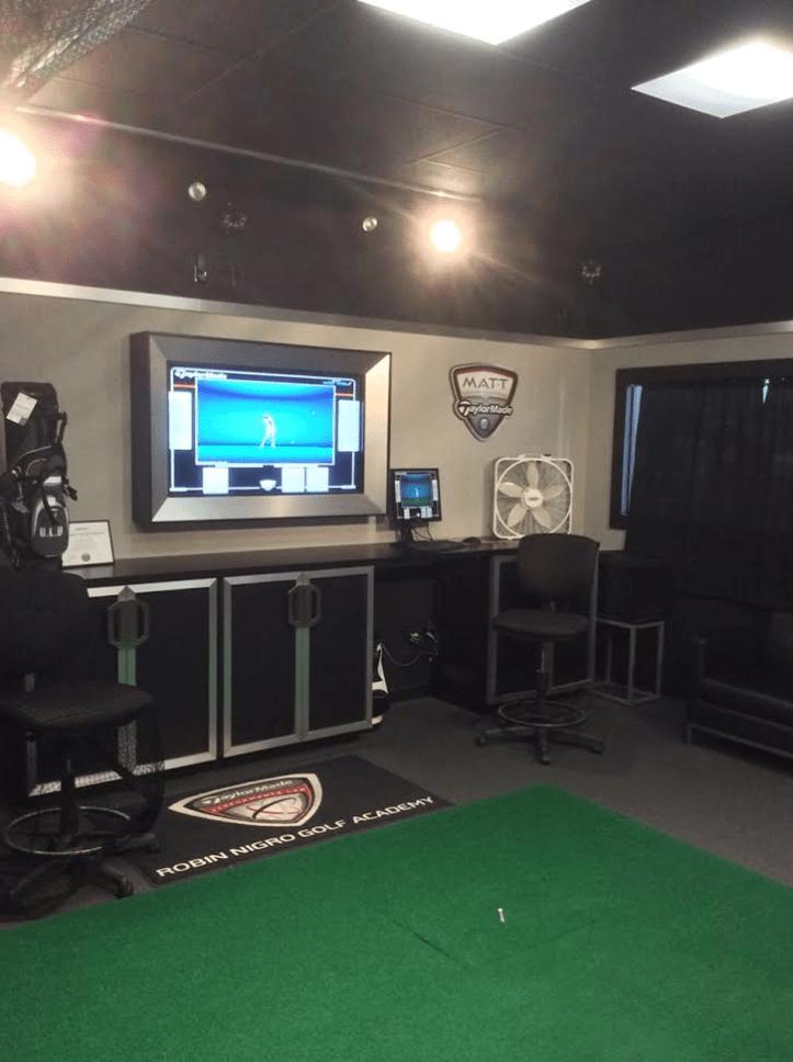 Martin City Golf Academy swing
