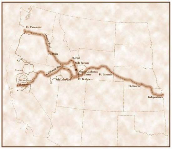 Lettie map
