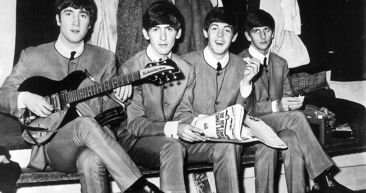 Beatles and Stones Invade Red Bridge Library