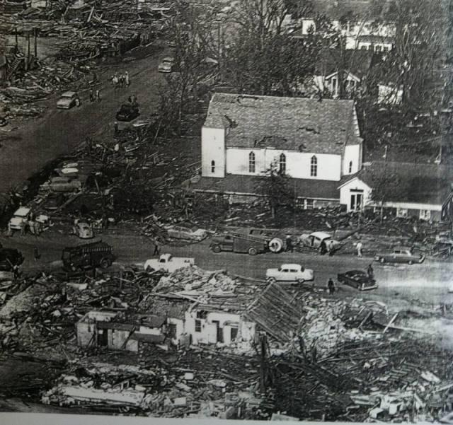 Tornado overview