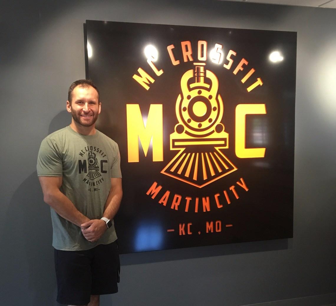 Martin City Crossfit Brady