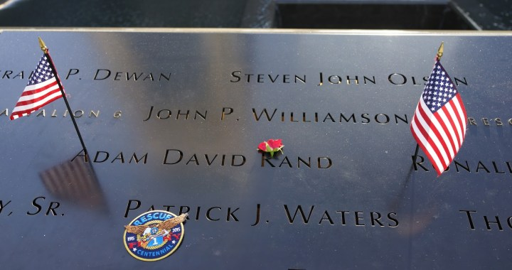 Tonight a 9/11 ceremony will memorialize first responders