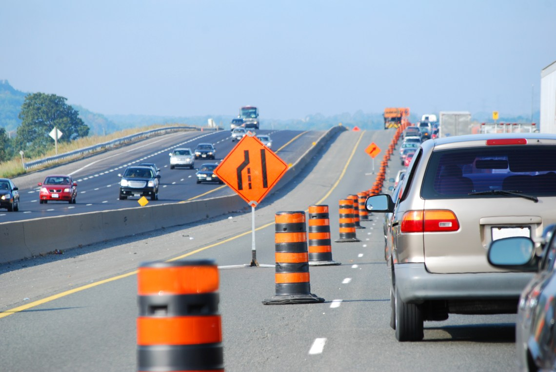 When will highway construction…