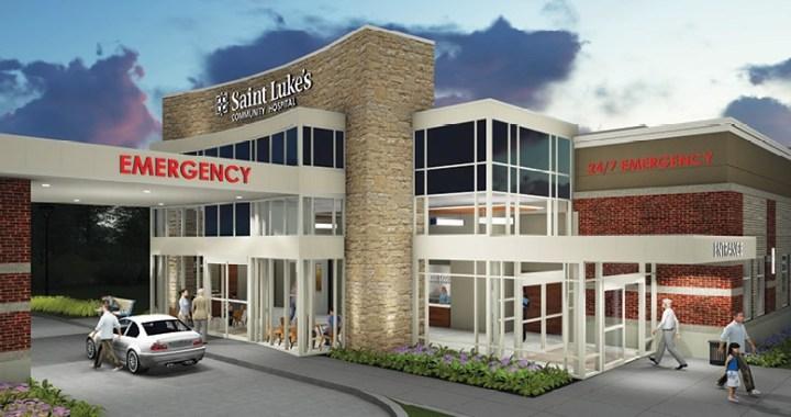 St. Luke's Micro Hospital Has Grand Opening