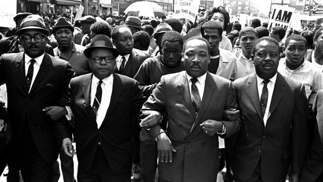 Martin Luther King I am a Man (1)