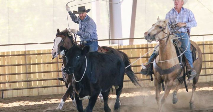 Ranch Rodeo in Martin City at Saddle & Sirloin Saturday, May 5th