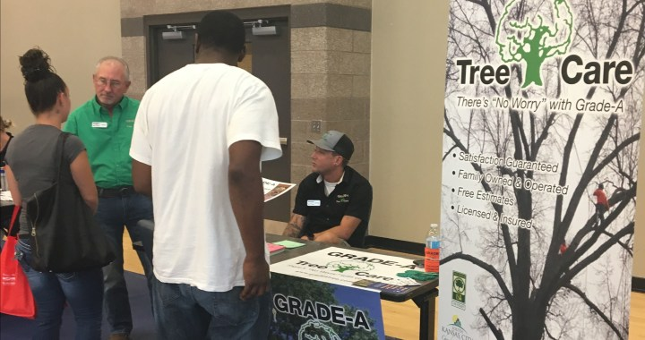 Job Fair gives ex-offenders second chance