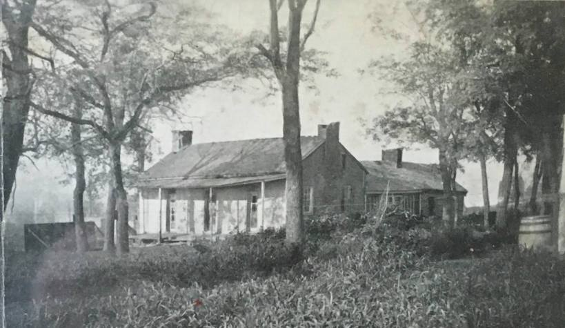 McGee first house