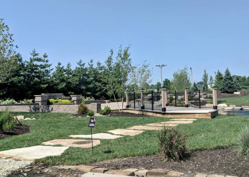 Rosehill Gardens event space
