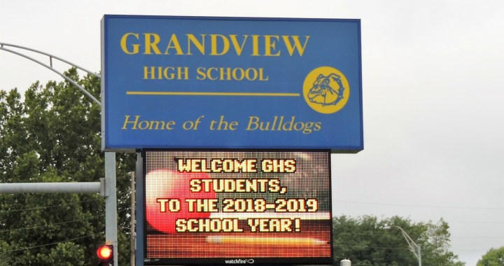 What's new for Grandview Schools 2018-19
