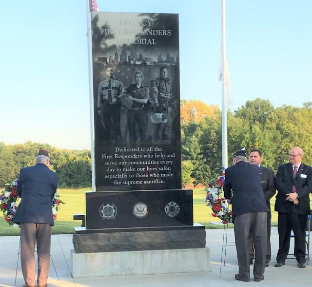 First Responders 911 memorial