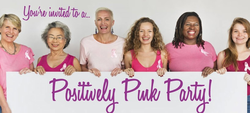 Positively Pink