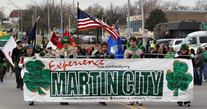 Martin City's St. Patrick's Parade to highlight entrepreneurial spirit