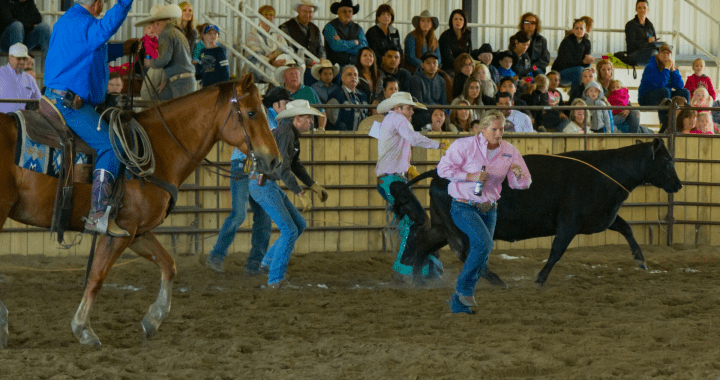 Ranch Rodeo comes to Martin City