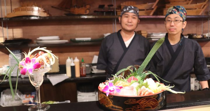 Sushi Haru has new owners, new look and new menu