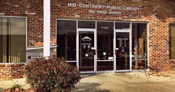 Red Bridge Library closes to relocate