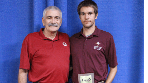 Lutheran High School track coach named MSHSAA Coach of the Year