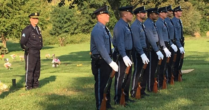 9/11 Remembered at Mt. Olivet Cemetery