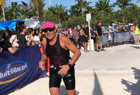 How cardiologists at St. Joseph Medical Center saved the life of local triathlete