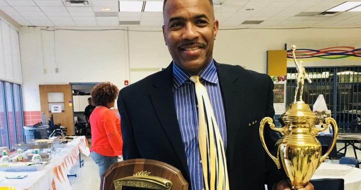 Winning Grandview basketball coach Reggie Morris shares strategy