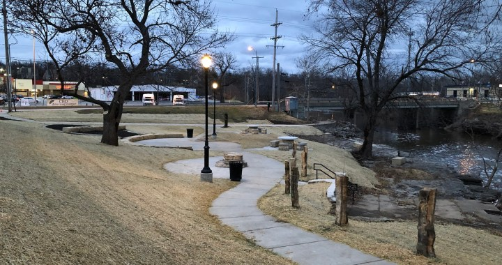 Watts Mill gets a facelift