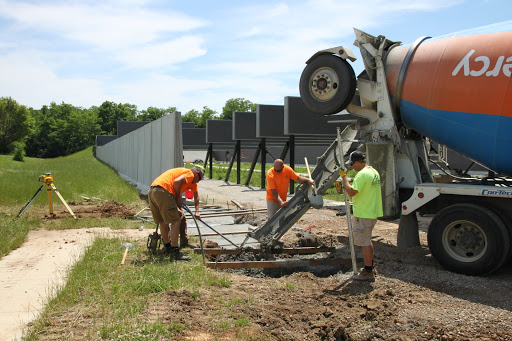 Soundproofing measures being installed at Grandview shooting range