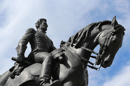 Jackson County voters decide on fate of Andrew Jackson statues