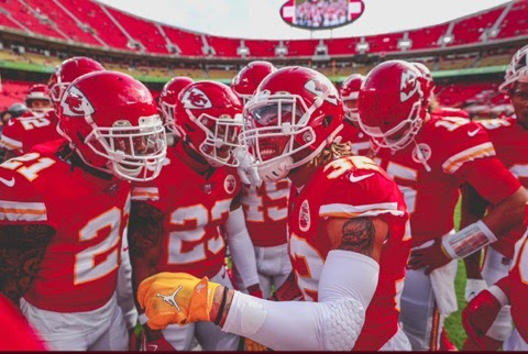 The KC Chiefs and Avila Eagles are playing to win